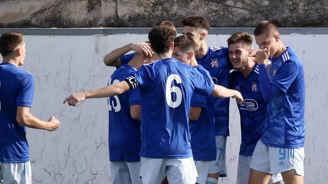 Split: 1. HNL juniora, HNK Hajduk - GNK Dinamo
