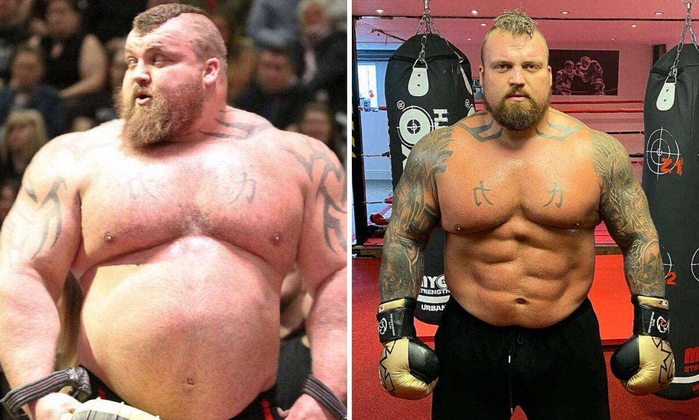 Sprema 'dinamit za planinu': Hall na treninzima izgubio 30kg