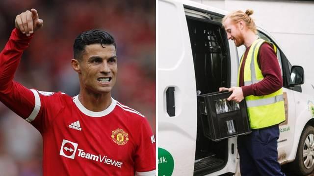 Igrao s Ronaldom u Manchester Unitedu, danas je mljekar: Ne bih se nikada mijenjao s njim