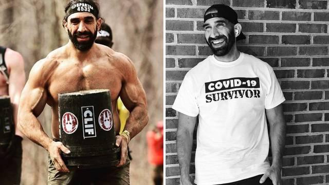 Bio je sportaš u najboljoj formi svog života, s 40 je obolio od korone i izgubio 30 kilograma