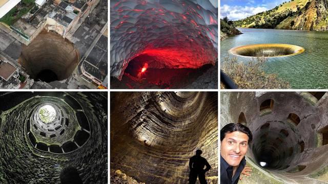 Stvarna mjesta koja izgledaju kao portali u podzemni svijet