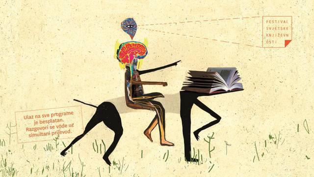 Od 3. rujna posjetite peti Festival svjetske književnosti