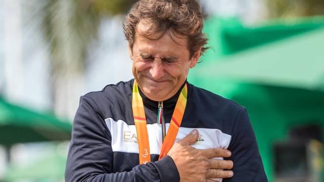 Rio 2016 Paralympics - Alessandro Zanardi