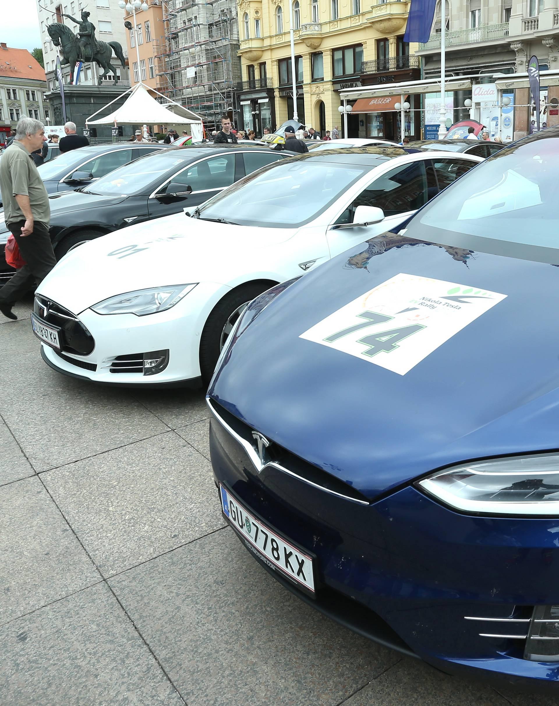 Želite kupiti auto na struju? Država daje 80.000 kn poticaja