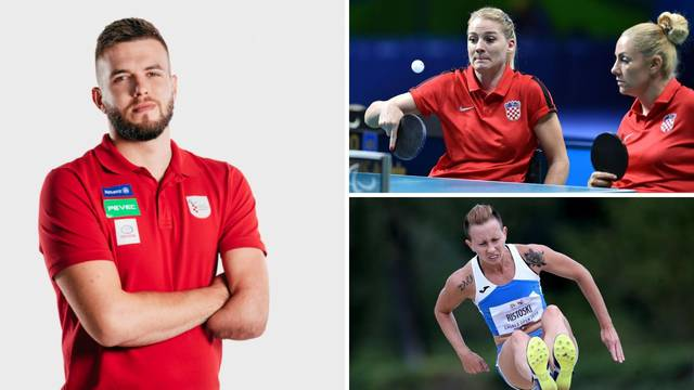 Rekordne Paraolimpijske igre: Ovo su svi hrvatski medaljaši