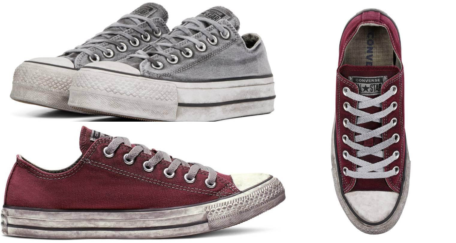 Converse prodaje model tenisice koja izgleda istrošeno i prljavo