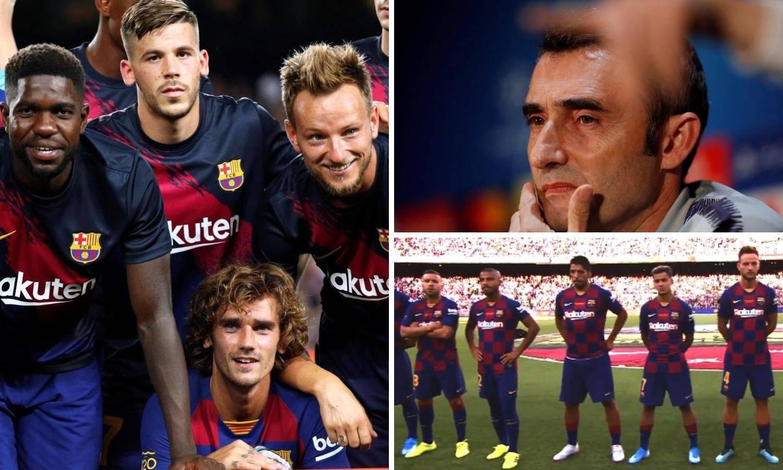 Slatke muke Valverdea: Barca puna zvijezda u novu sezonu
