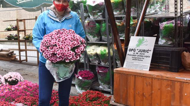 Zagrepčani ogorčeni: Bojimo se kupiti cvjetne aranžmane, sve pokradu, čak i maćuhice za 3 kn