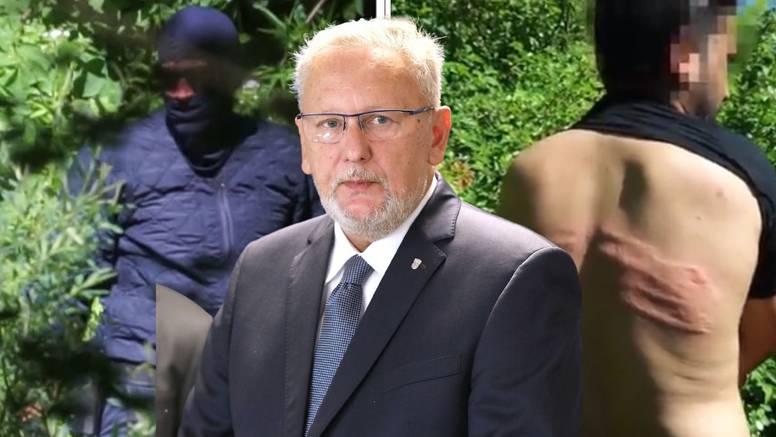 Božinović potvrdio: Policajci su tukli migrante na snimkama