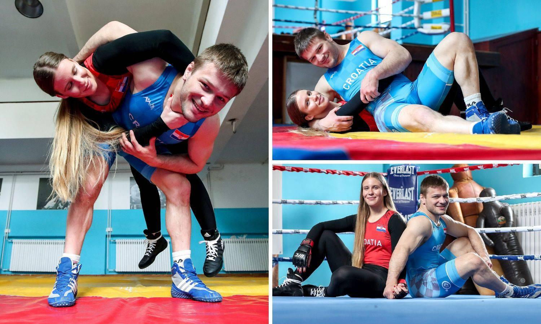 'Najjači smo naš par!' Hrvač i MMA borkinja su u ljubavi...
