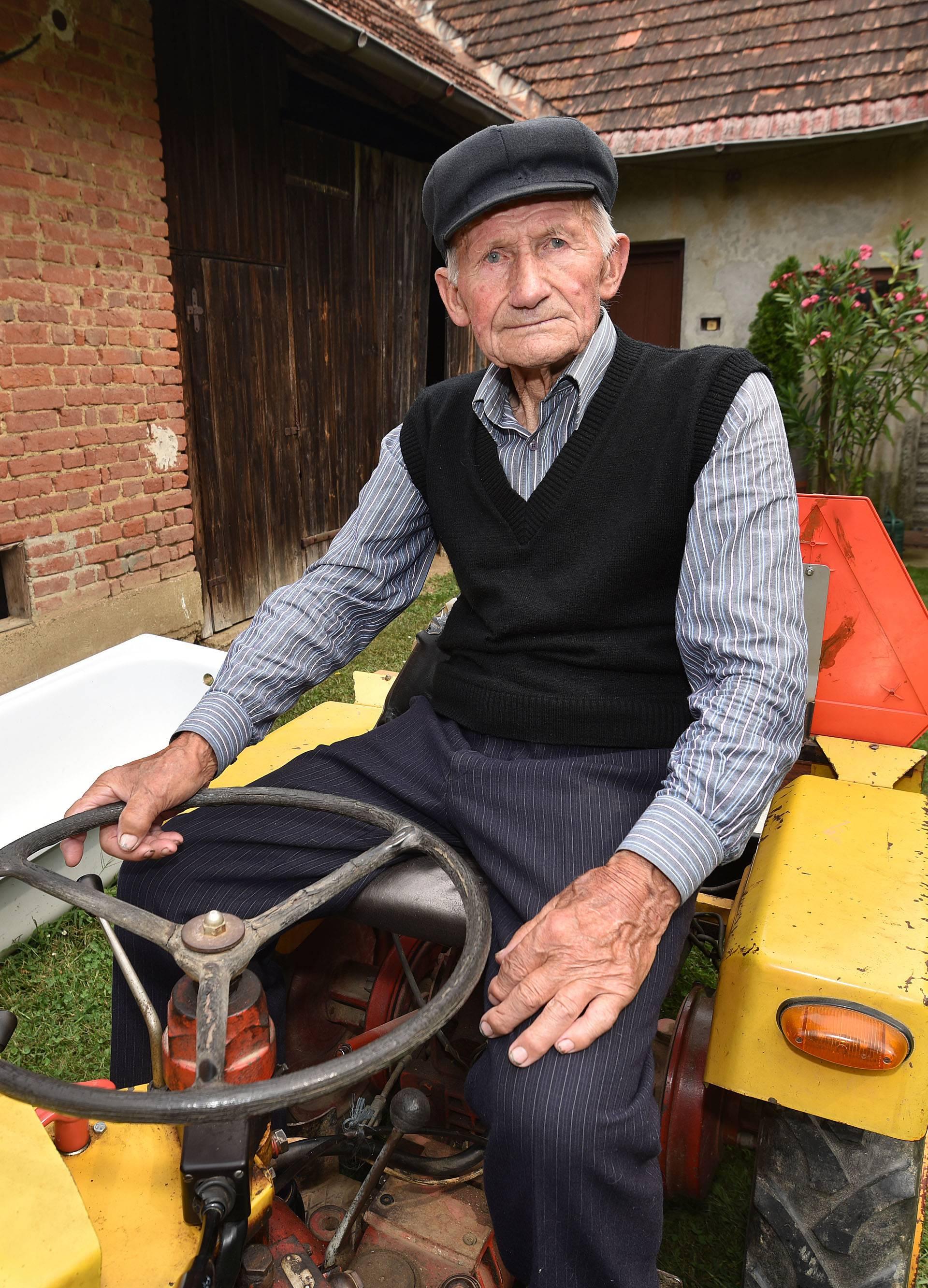 Djed (97) je otjerao lopove: Na njih sam se zaletio kao mladić