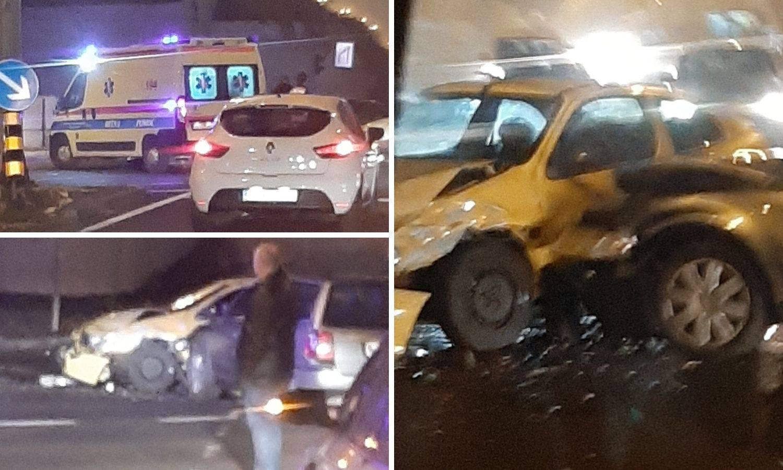 Sudar u Zagrebu: Vidio sam da Hitna odvozi jednog čovjeka...