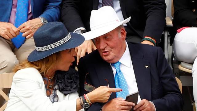 FILE PHOTO: Spain's King Juan Carlos