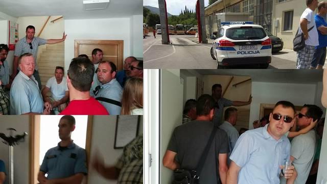 Vozači se pobunili, a direktor Libertasa im pozvao policiju