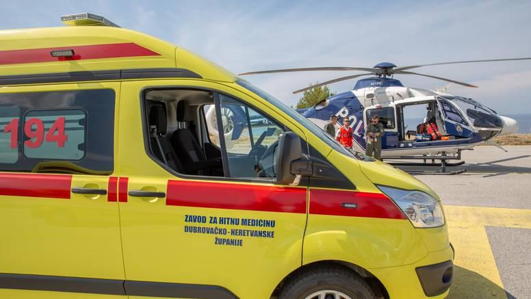 Pametni ljudi osmislili su hitnu helikoptersku pomoć. Koju naše vlasti već dugo odbijaju ustrojiti