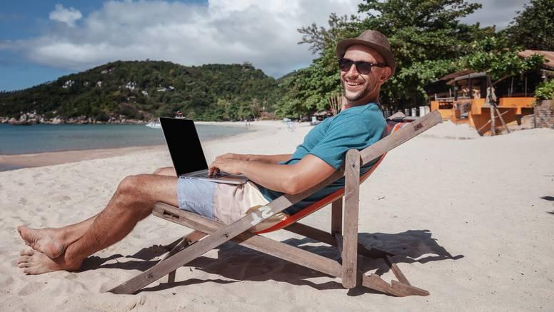 Rajevi za radnike na daljinu su Mauricijus, Bahami i - Hrvatska!