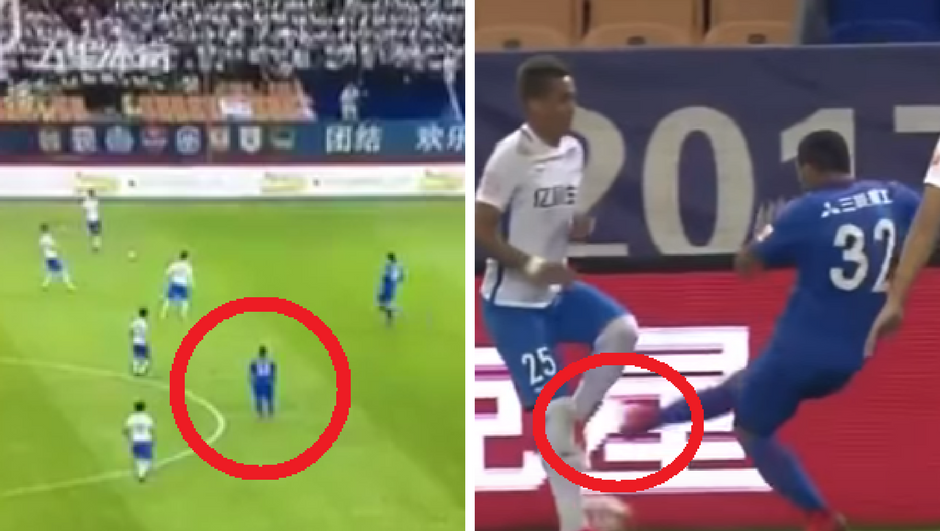 Debeli Tevez u Kini: Pet koraka u pola minute igre za 30 eura...