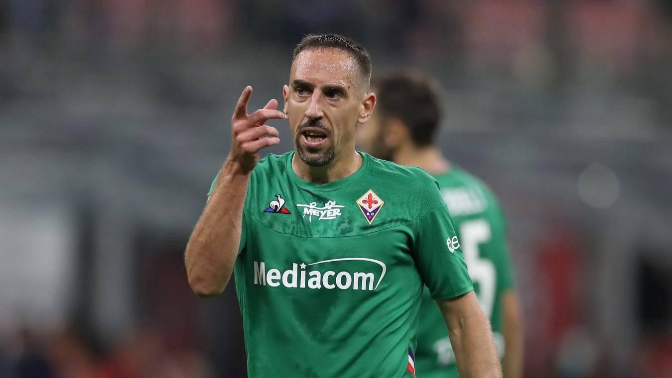 AC Milan v ACF Fiorentina - Serie A - Giuseppe Meazza