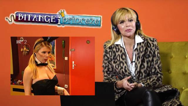 Mila Elegović gledala scene iz 'Bitanga i princeza': 'Obožavala sam minjake i bunde iz serije'