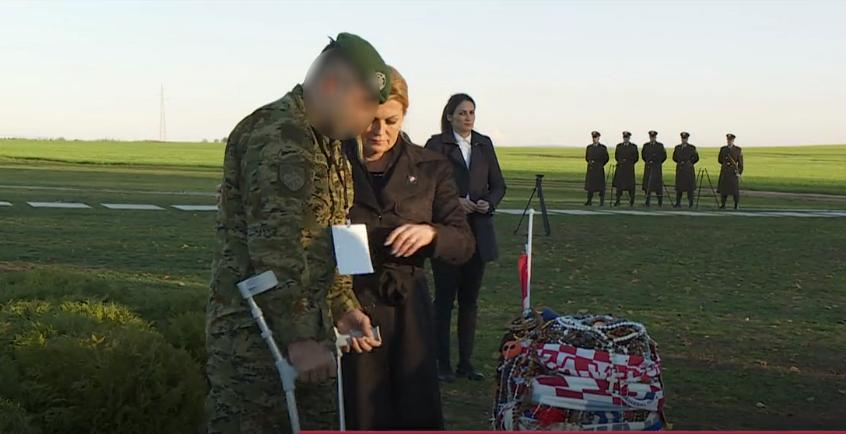 'Dolazak ranjenog vojnika u Vukovar bila je njegova želja!'