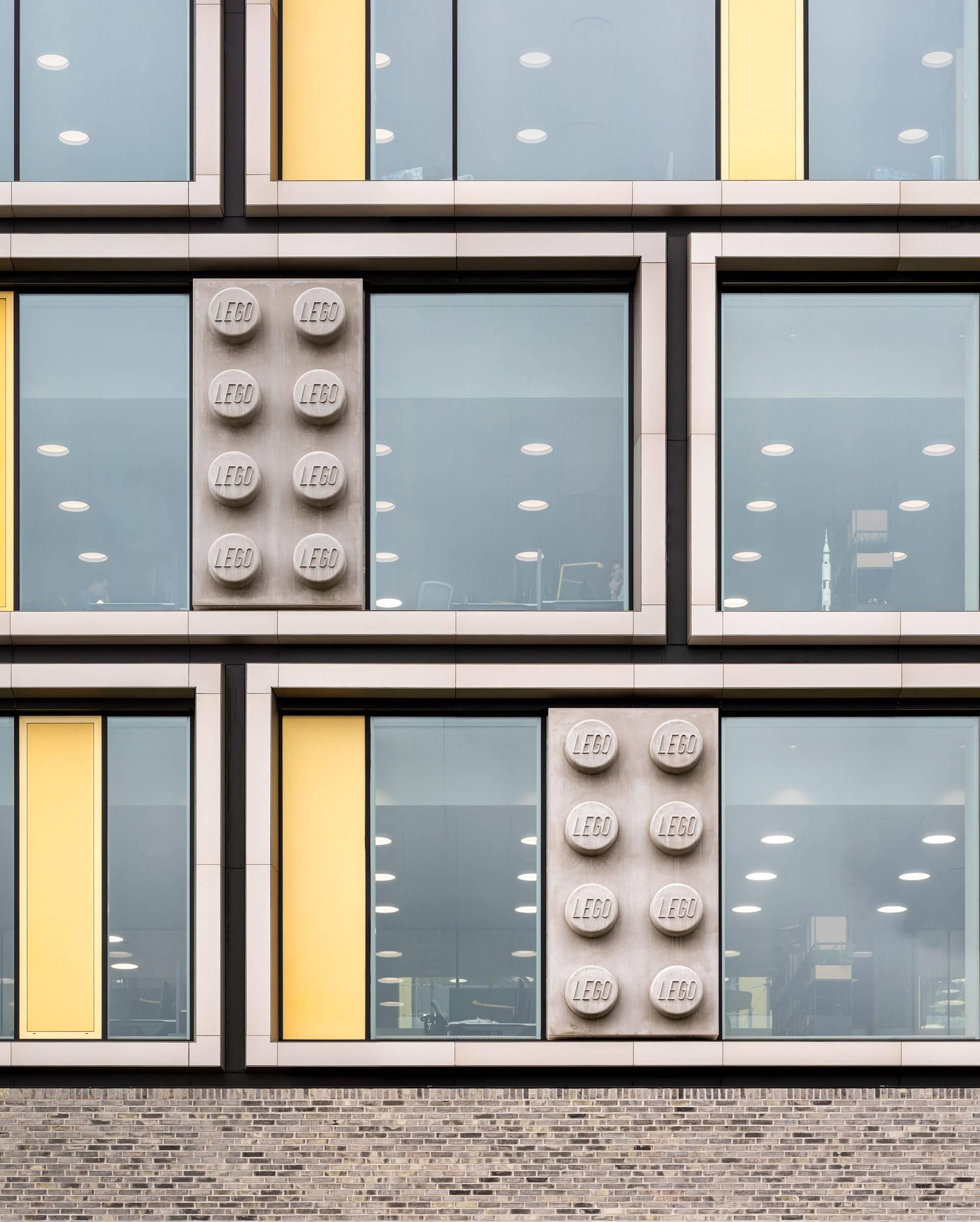 Legići oko nas: Lego blokovima sagradili su poslovne zgrade
