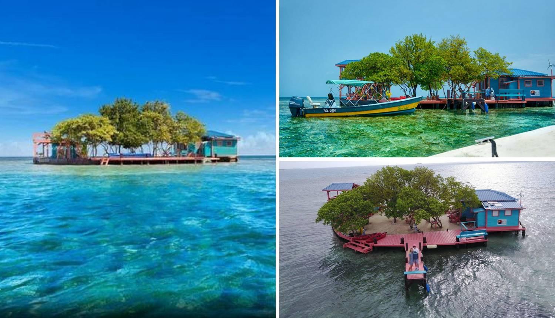 Ovaj otočić u Karipskom moru možete unajmiti za 3000 kuna