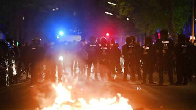1. May - Demonstrations - Berlin