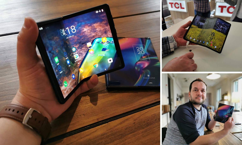 Pogled u savitljivu budućnost: Ovako će izgledati naši telefoni