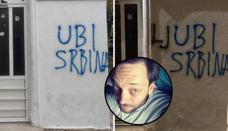 'Žao mi je Srbije, uvjeren sam da se većina ljudi srami vas'