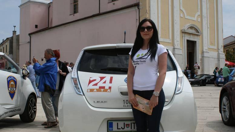 Počeo Reli električnih vozila: U Poreču ekipa 24sata završila 5.