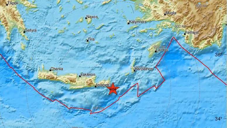 Dva snažna potresa pogodila Grčku, najjači magnitude 6.3: 'Užas, trajalo je 20 sekundi'