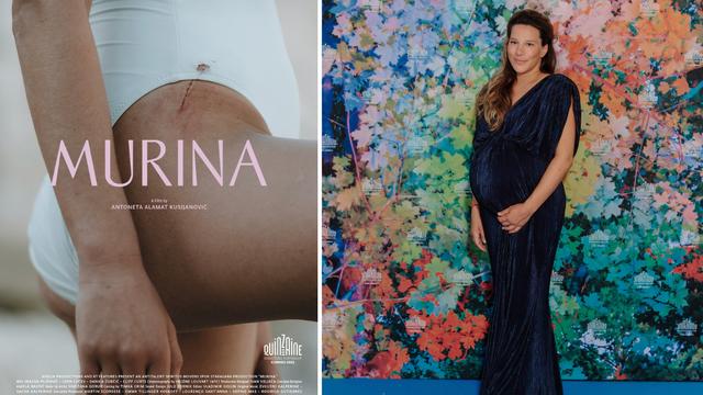 'Murina' je prvi hrvatski film u Cannesu u šest godina, trudna redateljica 'blistala' na festivalu