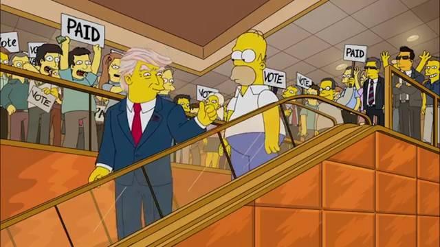 Simpsoni predvidjeli i Bidenov trijumf? Fanovi uočili poveznicu