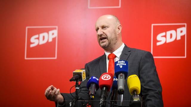 Zagreb: Željko Kolar kandidat za čelnika SDP-a