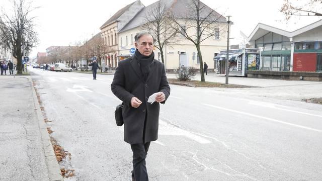 Milorad Pupovac posjetio je Glinu