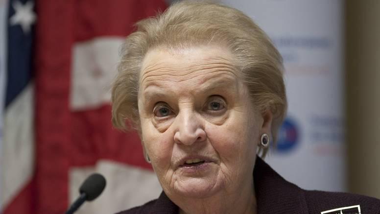 Madeleine Albright promijenila mišljenje: Srbi su sjajan narod!