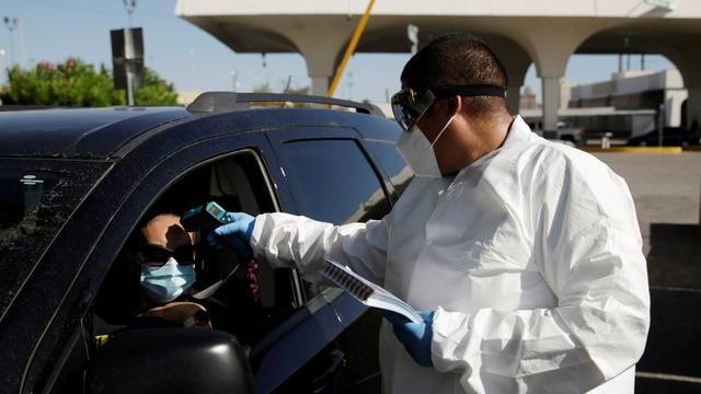 Outbreak of the coronavirus disease (COVID-19) in Ciudad Juarez