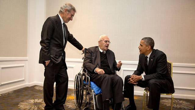Barack Hussein Obama II 44th President of the United States