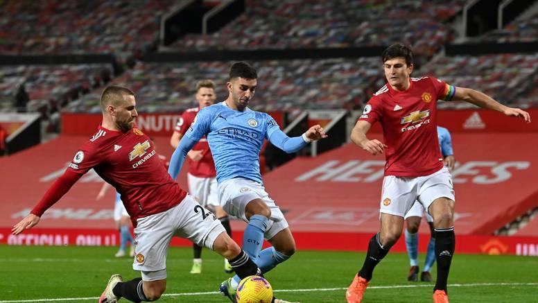 City i United sve dalje od vrha