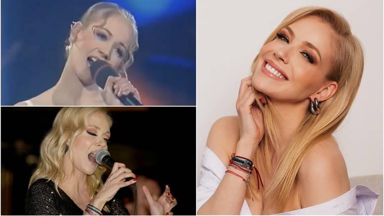 Htjela je biti balerina, postala je omiljena pjevačica Magazina, a na Dori  'zapela' na 2. mjestu