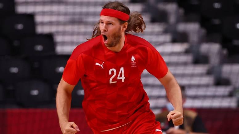 Čudesni Hansen utrpao Furiji 12 golova, za zlato s Francuskom!