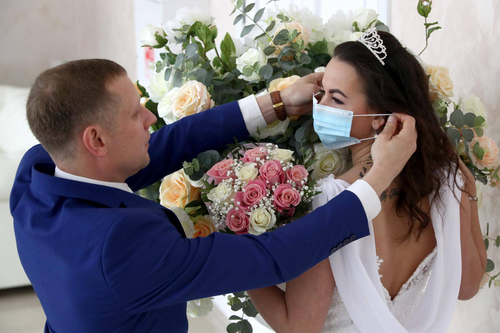 Marriage registration amid COVID-19 pandemic