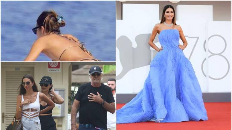 Bivša supruga Flavia Briatorea zablistala na crvenom tepihu pa 'skoknula' na odmor u Monako