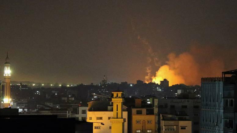 Izrael započeo kopneni napad