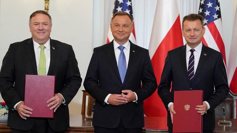 Poljaci i Pompeo potpisali novi sporazum o obrani: Amerikanci šalju 1000 dodatnih vojnika