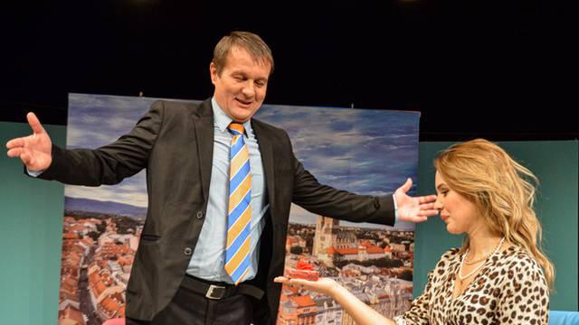 Predstava 'Šund naš svagdašnji' večeras igra u dvorani Lisinski