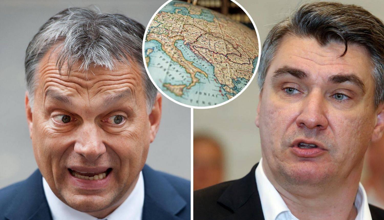 'Imamo i mi neke mape naše Domovine, nemojte ih šerati'