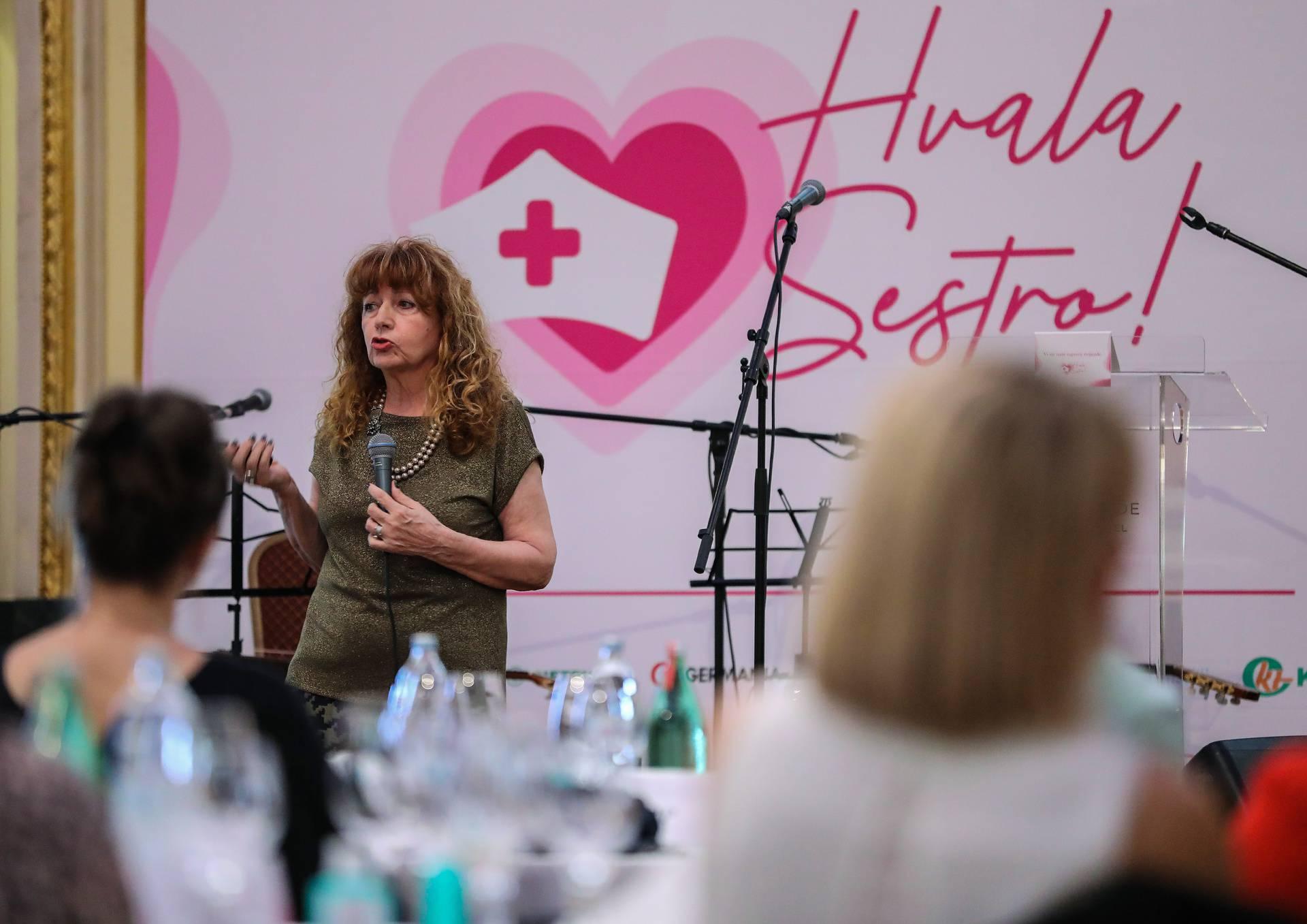 U Esplanadi je održana večera zahvale medicinskim sestrama s covid odjela