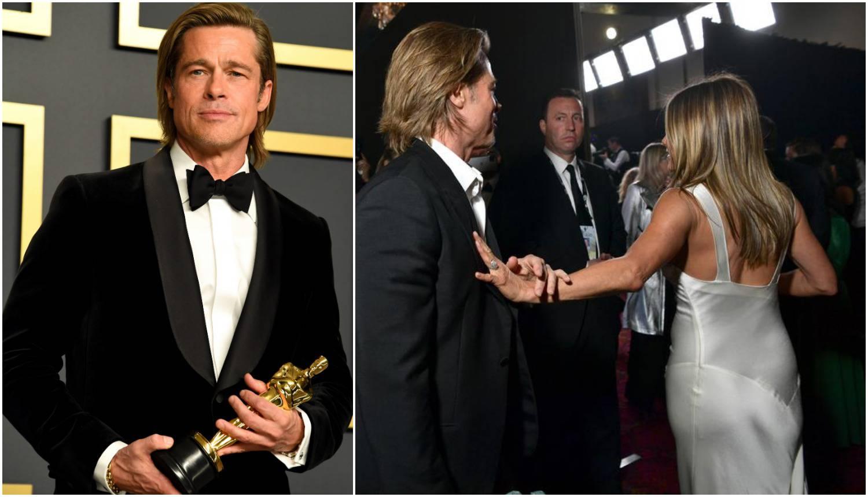 Brad Pitt susprezao suze zbog kipića, a svi pitaju gdje je Jen