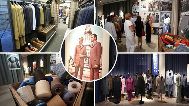 'Priče koje kroje Varteks': Sto godina mode je dobilo izložbu